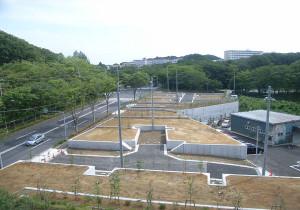 寺田町開発宅地造成工事