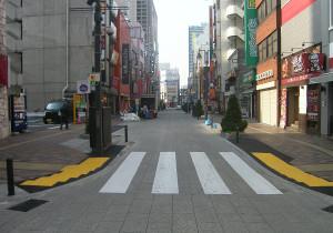 ジョイ5番道路改良舗装工事