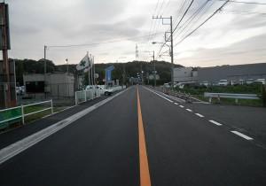 路面補修工事(24南東の9・歩道改善)