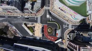 市道由井268号線外3路線及び北野駅北口駅前広場改修工事