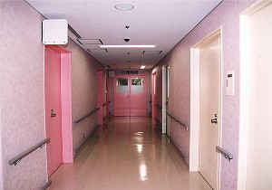 T医科大学医療センターA館1階小児科改修工事