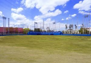 昭島市立昭和公園野球場等整備工事(JV施工)