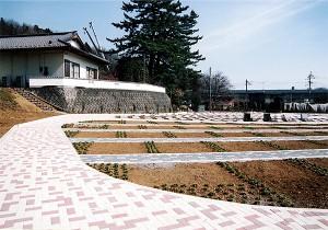 美山町墓地霊園造成工事