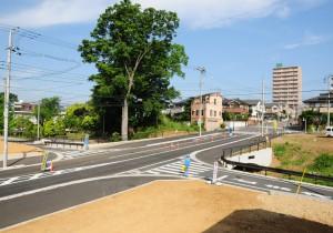豊田南地区都市計画道路3.4.19号線築造工事その9