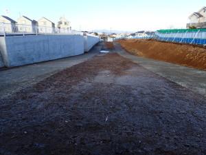 街路築造工事に伴う搬入路設置工事及び補償代行工事(24南西-八王子3・4・28石川町)