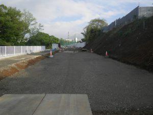 道路改修工事に伴う擁壁設置工事(29南東-坂浜平尾)