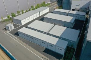 (仮称)八王子市尾崎町計画新築工事(レンタル倉庫)